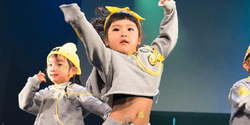 教室 幼児 ダンス